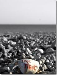 Free Tibet Brighton